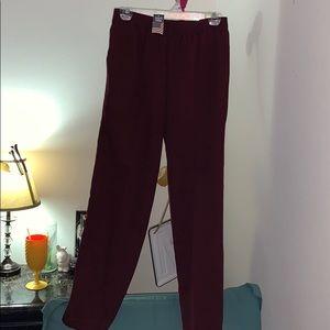Women's Elastic Waist Pants NWT